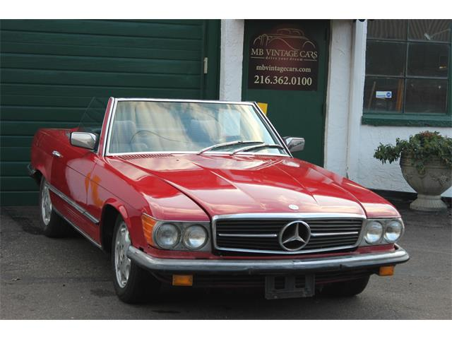 1980 Mercedes-Benz 280SL | 924041