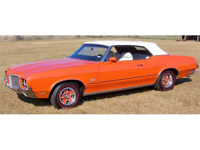 1972 Oldsmobile Cutlass Supreme | 924067