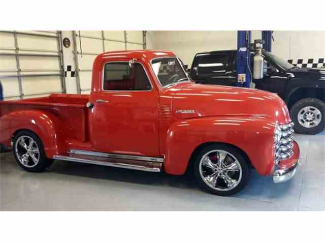 1953 Chevrolet 3-Window Pickup | 924073