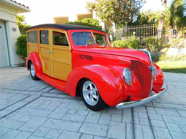 1938 Ford Woody Wagon | 924082