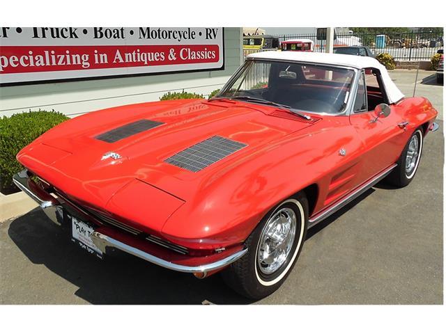 1963 Chevrolet Corvette | 924083