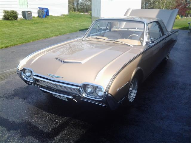 1961 Ford Thunderbird | 924086