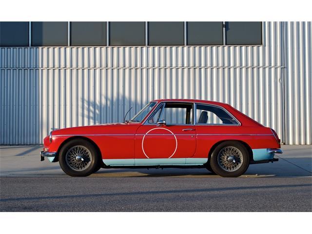 1968 MG MGB | 924088