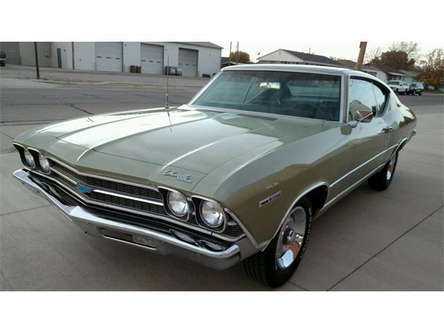 1969 Chevrolet Chevelle | 924108
