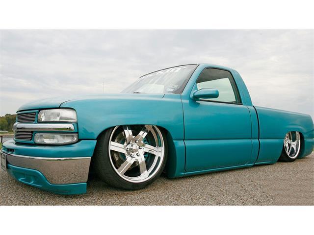 2001 Chevrolet Silverado | 924118