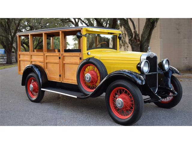 1928 Chevrolet Woody Wagon | 924119