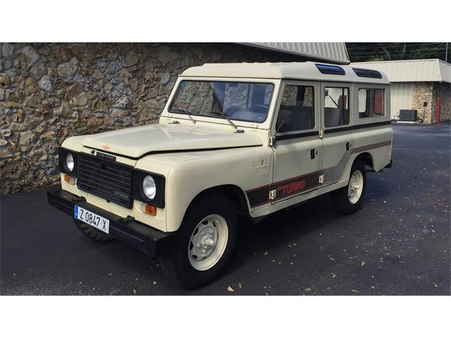 1986 Land Rover Defender 109 | 924121