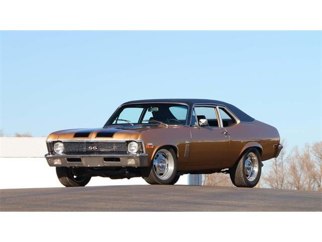 1970 Chevrolet Nova SS | 924122