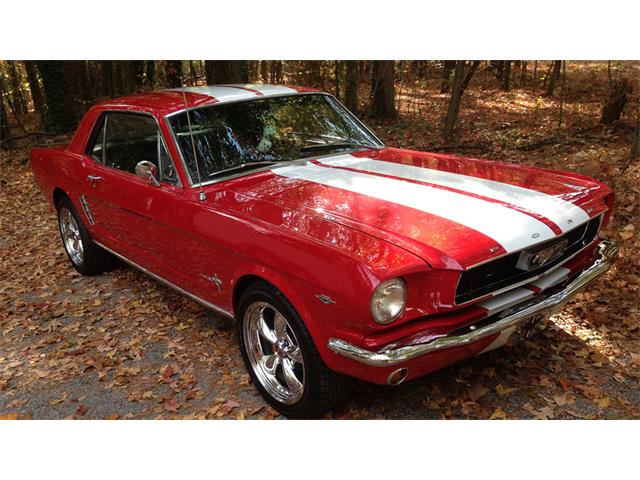1966 Ford Mustang | 924125
