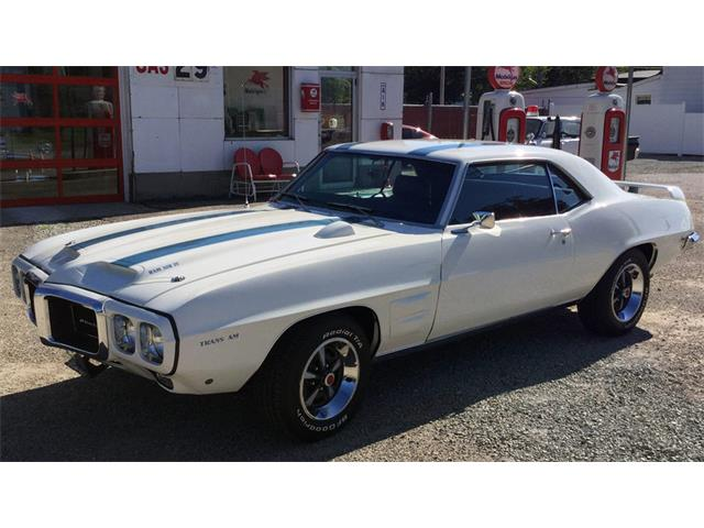 1969 Pontiac Firebird | 924131