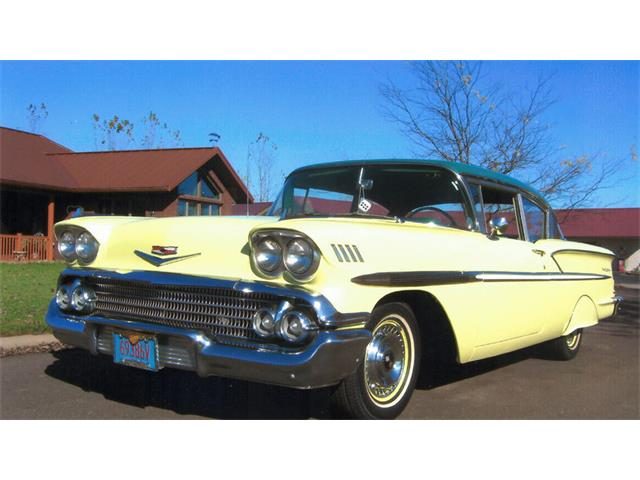 1958 Chevrolet Bel Air | 924134