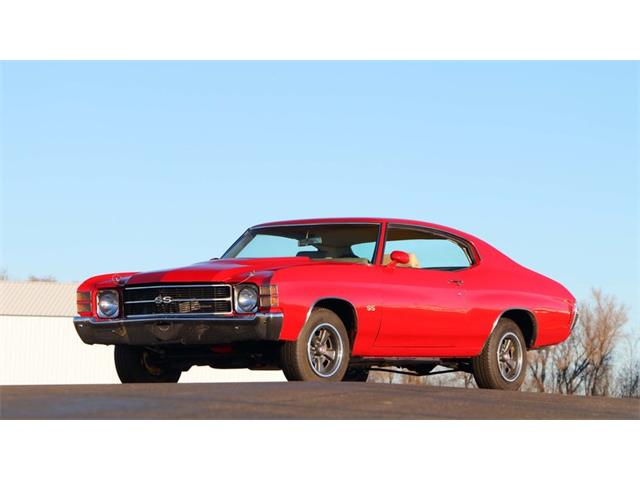 1971 Chevrolet Chevelle SS | 924145