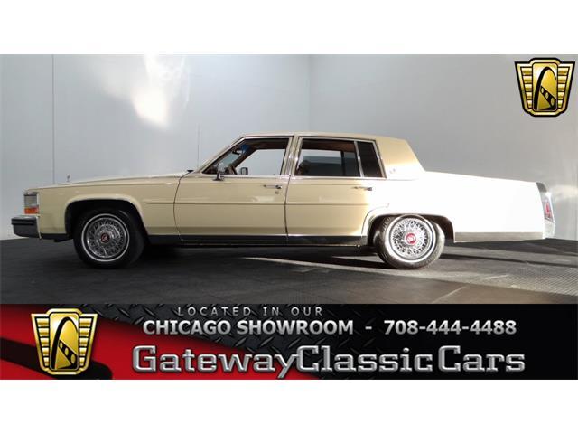 1987 Cadillac Brougham | 924174