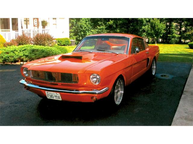 1965 Ford Mustang   924194