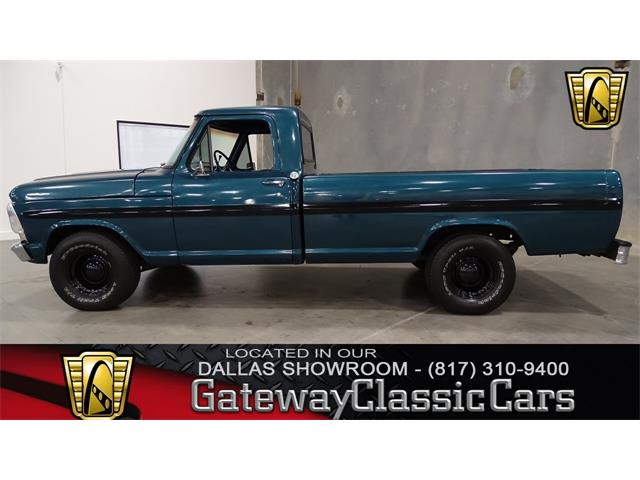 1968 Ford F100 | 924201