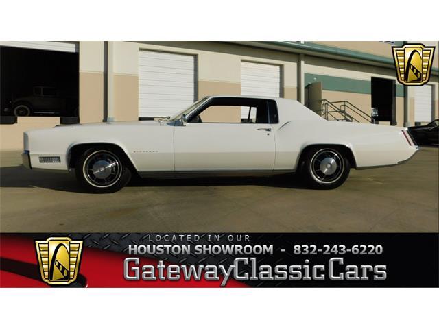 1967 Cadillac Eldorado | 924204