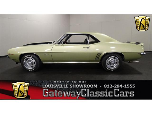 1969 Chevrolet Camaro | 924211