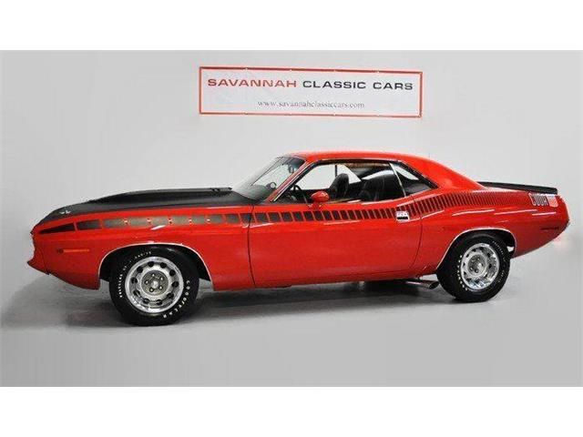 1970 Plymouth Barracuda | 924220