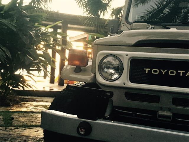 1981 Toyota Land Cruiser FJ | 924231