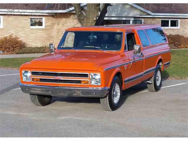 1967 Chevrolet C/K 20 | 924232