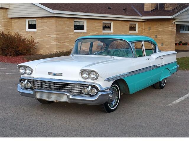 1958 Chevrolet Biscayne | 924234