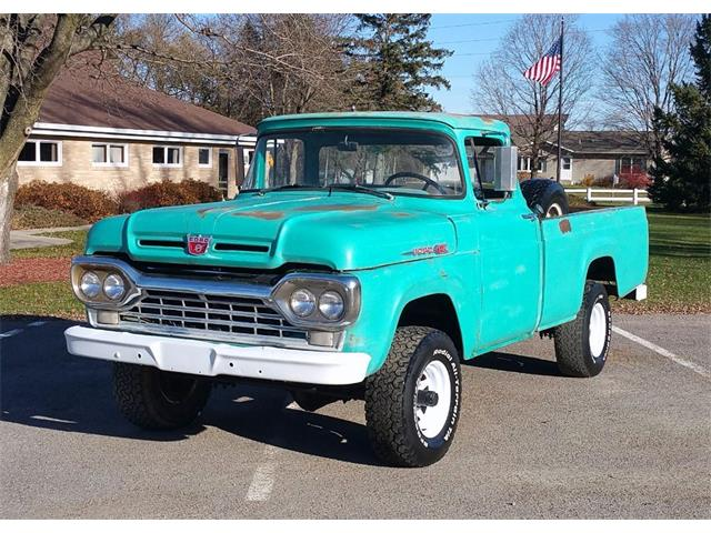 1960 Ford F100 | 924235