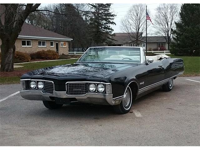 1968 Oldsmobile 98 | 924237