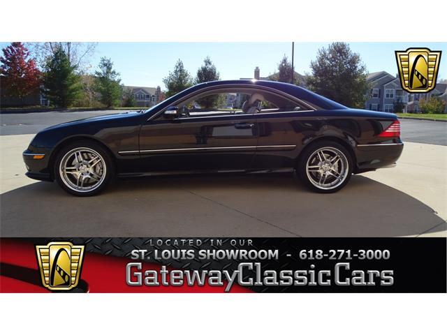 2004 Mercedes-Benz CL55 | 924245