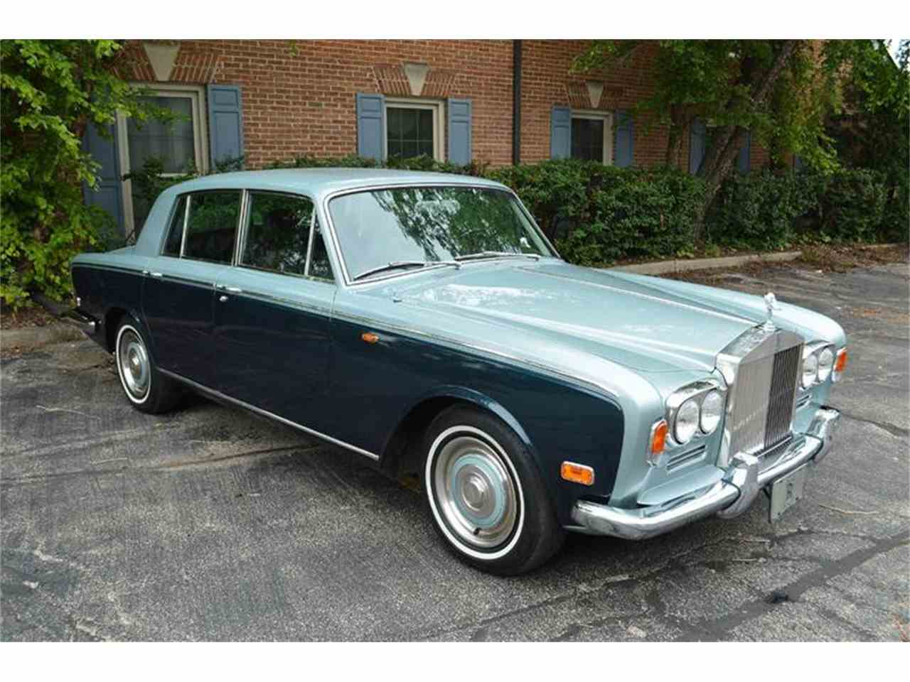 1972 rolls royce silver shadow for sale cc 924246. Black Bedroom Furniture Sets. Home Design Ideas