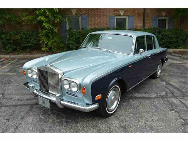 1972 Rolls-Royce Silver Shadow | 924246