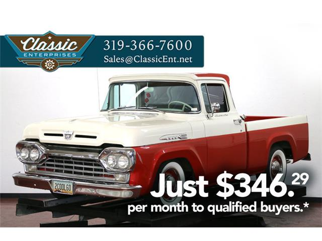 1960 Ford F100 | 924248