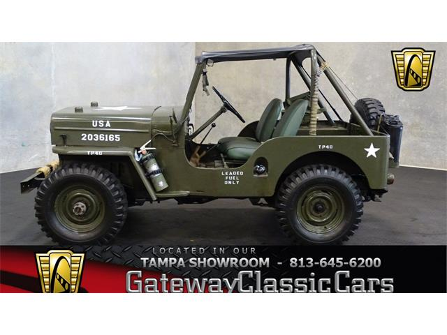 1962 Willys Jeep | 924250