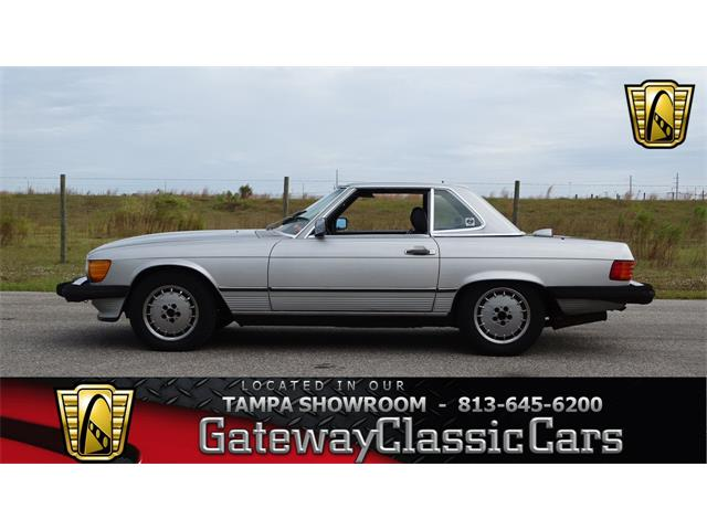 1987 Mercedes-Benz 560SL | 924252