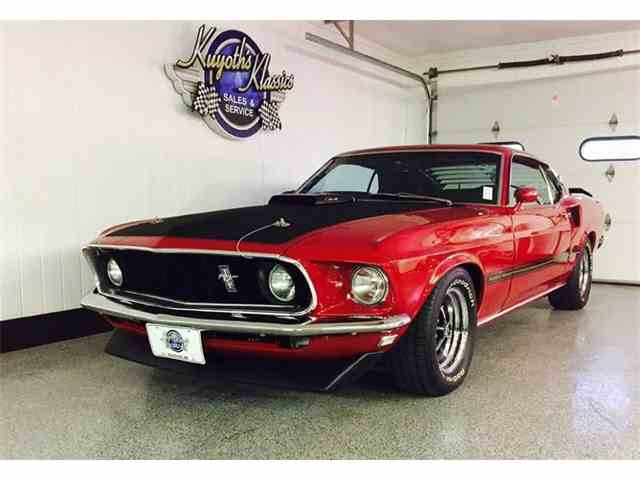 1969 Ford Mustang | 924253