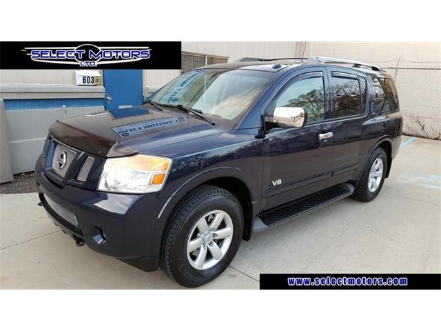2008 Nissan Armada | 924259