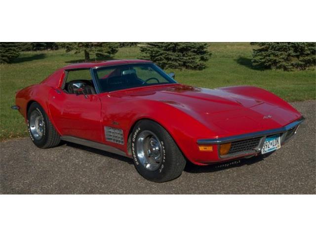 1972 Chevrolet Corvette | 920426