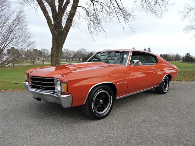 1972 Chevrolet Chevelle | 924277