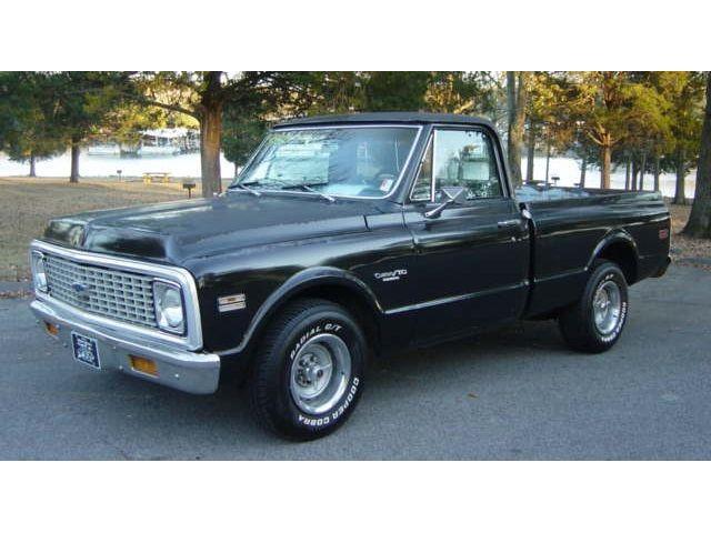 1972 Chevrolet C/K 10 | 924282
