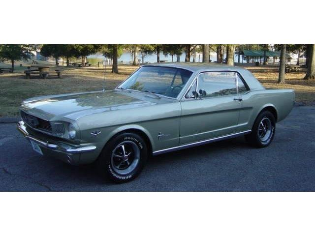 1966 Ford Mustang | 924287