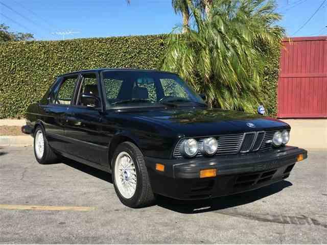 1988 BMW M5 | 924292