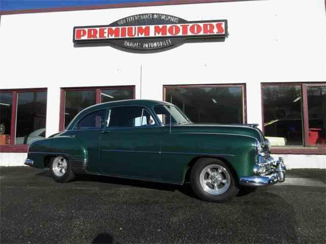 1952 Chevrolet 2-Dr Sedan | 920430