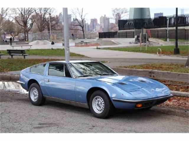 1971 Maserati Indy | 924300
