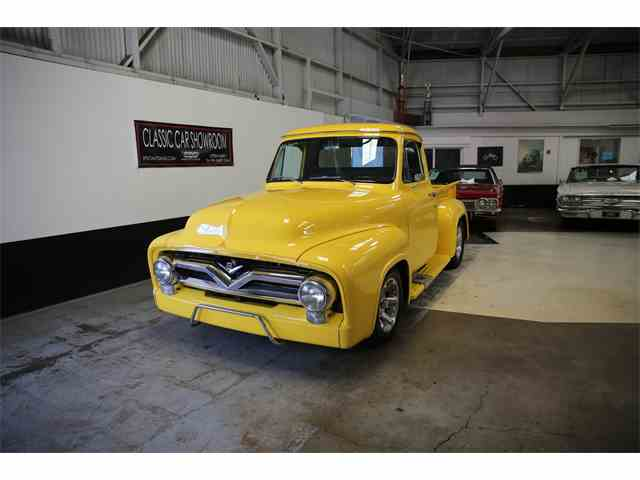 1955 Ford F100 | 924321