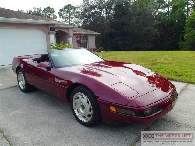 1993 Chevrolet Corvette | 924323