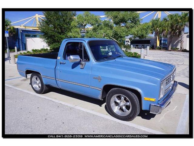 1985 Chevrolet C/K 10 | 924329