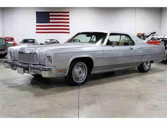 1974 Lincoln Continental | 924337