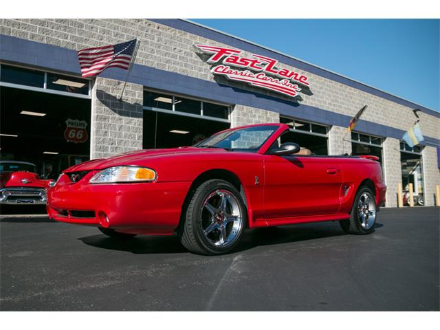 1997 Ford Mustang Cobra | 924346
