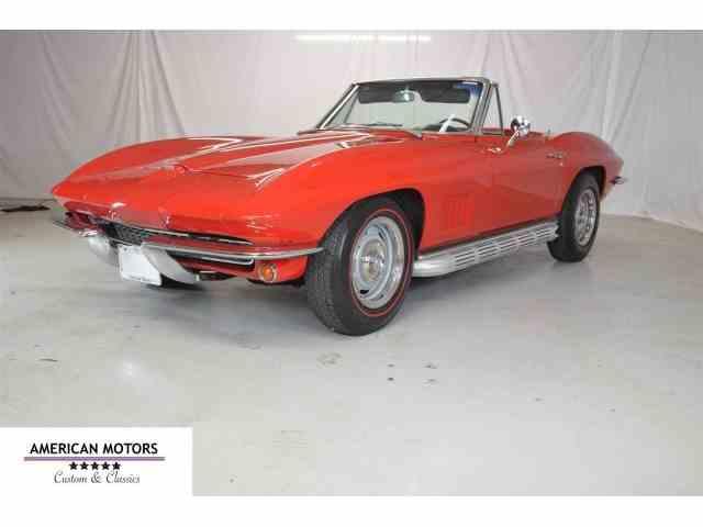 1967 Chevrolet Corvette   924348