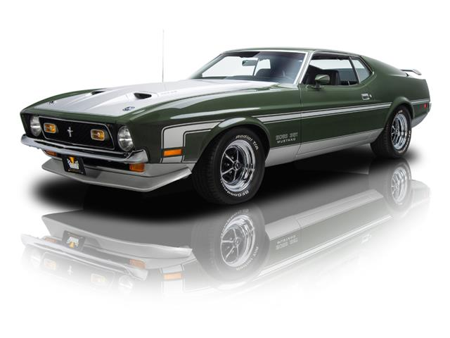 1971 Ford Mustang | 920435