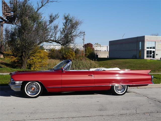 1962 Cadillac Series 62 | 924352